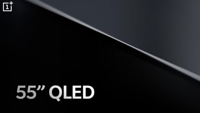 OnePlus TV får 8 højtalere, Dolby Vision og Dolby Atmos