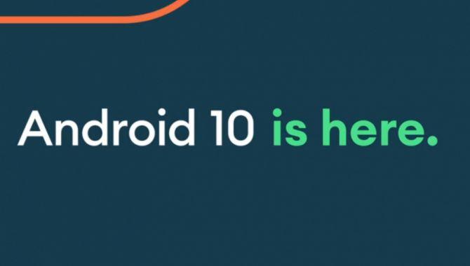 Nu ruller Android 10 ud til de første mobiler