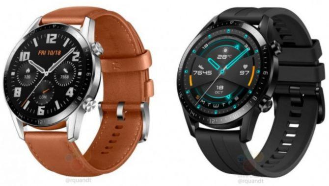Huawei på vej med nyt Watch GT smartur