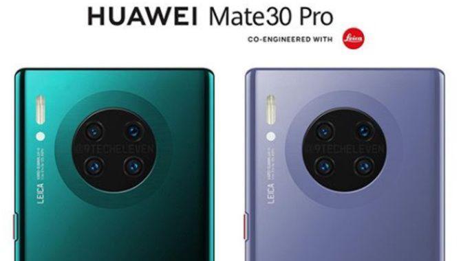 Huawei udsætter ikke lanceringen af Mate 30-serien