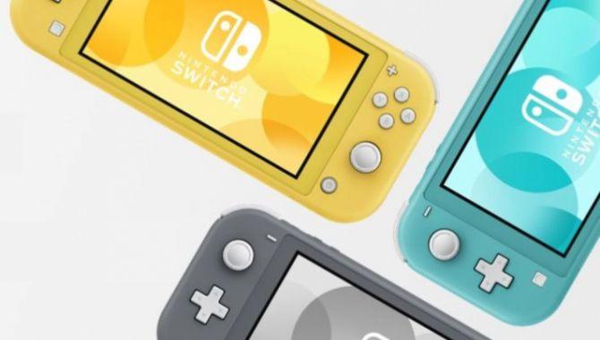 Nintendos billigere Switch Lite kommer til september