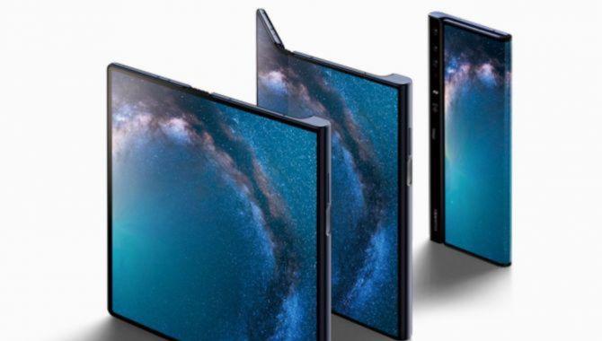 Huaweis foldbare Mate X får ny indmad inden lancering
