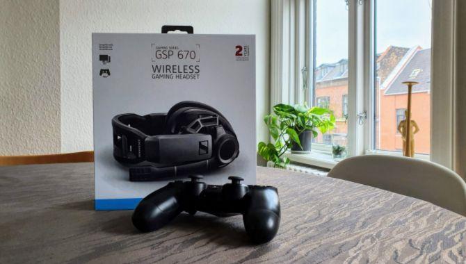 Test: Sennheiser GSP 670 – High-end trådløs gaminglyd