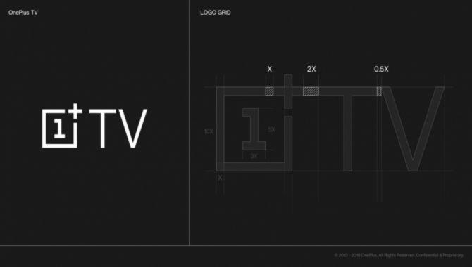 OnePlus afslører logo og navn for kommende TV