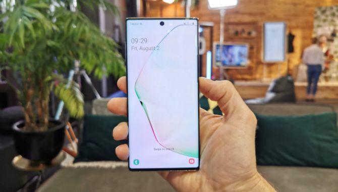 Overblik: Galaxy Note10 – interessen er der stadig