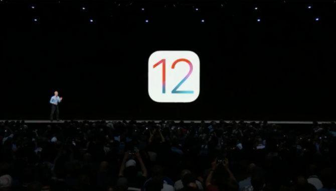 Nu har 88 procent af alle iPhones og iPads iOS 12
