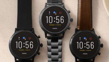 Fossil klar med nyt smartwatch: Gen 5