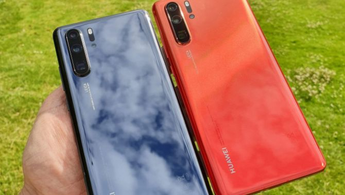 Huawei registrerer tre nye varemærker i Storbritannien