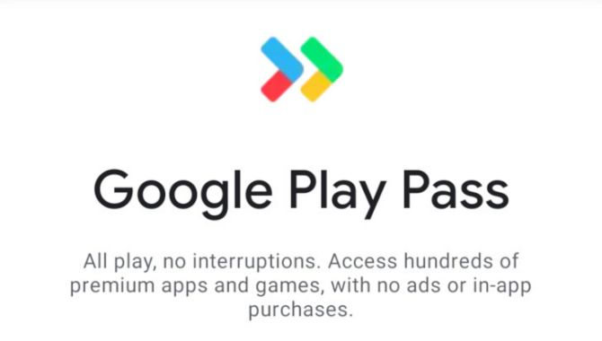 Google tester Play Pass-abonnement