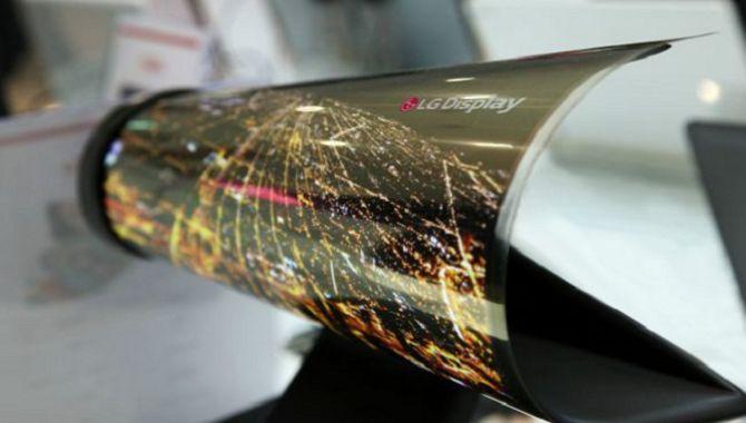 LG har muligvis varemærkeregistreret ultra-fleksibel skærm