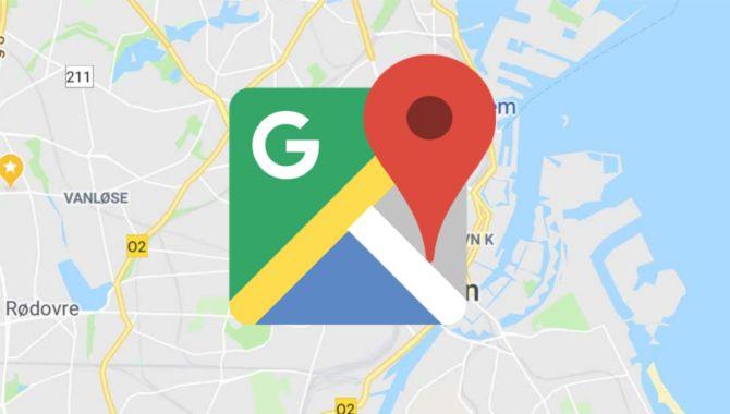 Overblik: Langt de fleste navigerer via Google Maps
