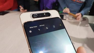 Samsung viser Galaxy A80-kameraet frem i promovideo