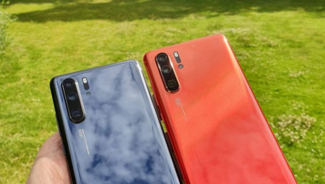 Huawei giver en gratis skærmreparation til nye ejere