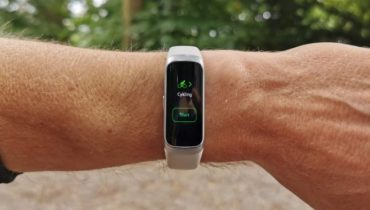 Test: Samsung Galaxy Fit – En god fitness tracker