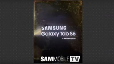 Samsung på vej med seriøs iPad-rival: Galaxy Tab S6