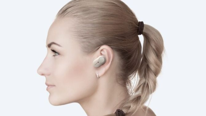 Sony klar med in-ear udgave af deres anmelderroste WH-1000XM3