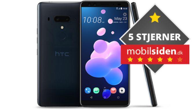 HTC U12+ får langt om længe Android Pie