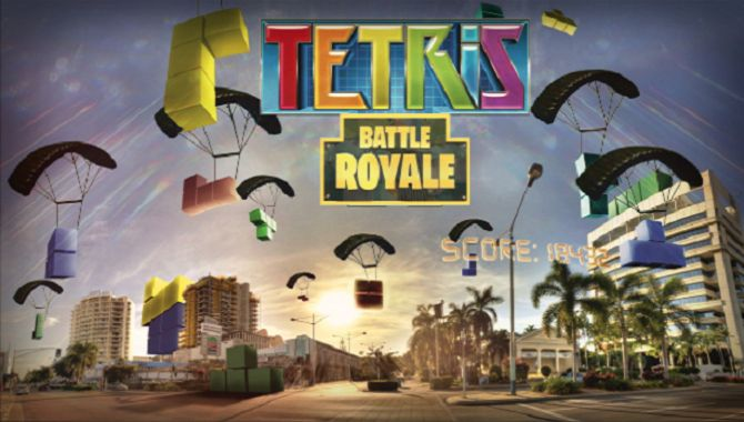 Tetris kommer i en battle royale-udgave til smartphones