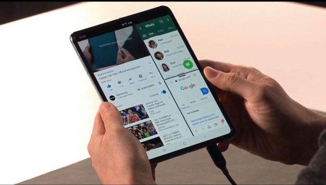 Næste Samsung Galaxy Fold får S-Pen og større skærm