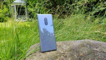Test: Sony Xperia 1 – En betagende skærm