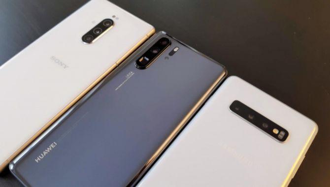 Resultat af kamera blindtest : Huawei, Samsung og Sony
