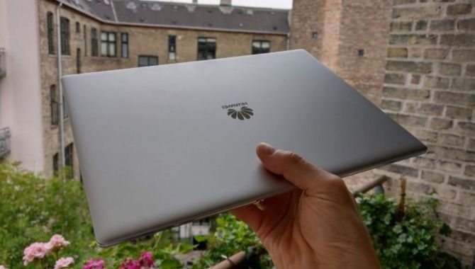 Huaweis bærbare computere er tilbage i Microsofts netbutik