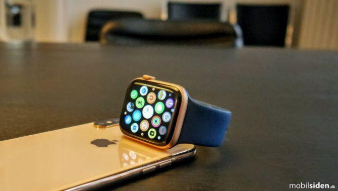 Apple Watch: Disse funktioner understøttes ikke i Danmark