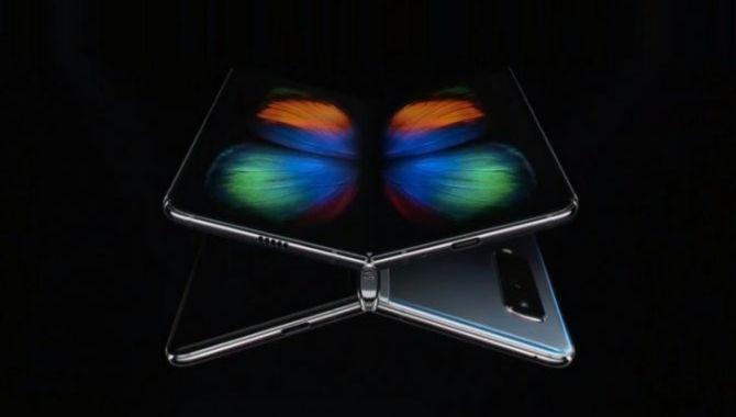 Samsung Galaxy Fold har lange udsigter