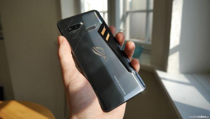 Asus ROG Phone 2 får 120Hz skærm