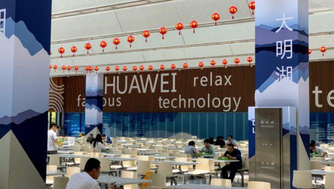 Huawei skruer ned for årets ambitioner