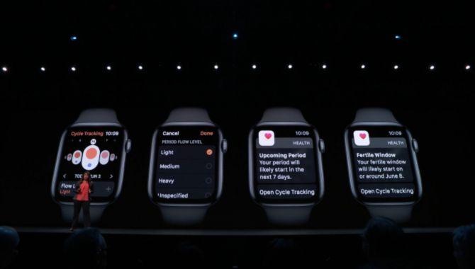 Snart kan Apple Watch holde styr på menstruationscyklussen