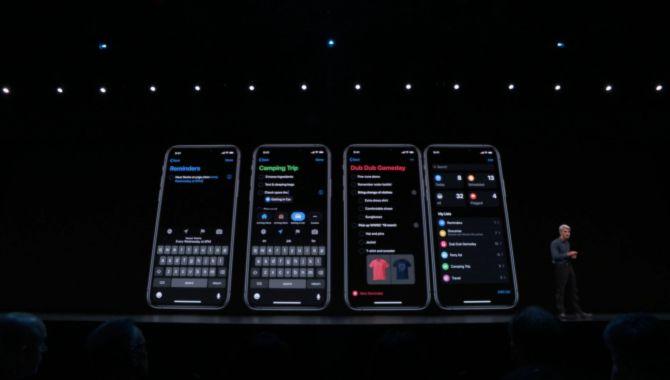 Apple iOS 13 får Dark Mode og Swiftkey-lignende tastatur