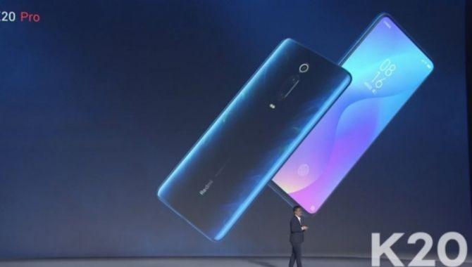 Xiaomi lancerer ny flagskibs-dræber: Redmi K20 Pro
