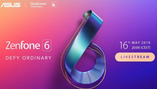 Sådan ser du ASUS Zenfone 6 lanceringen live