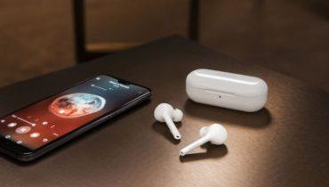 Huawei lancerer trådløst headset: Freebuds Lite
