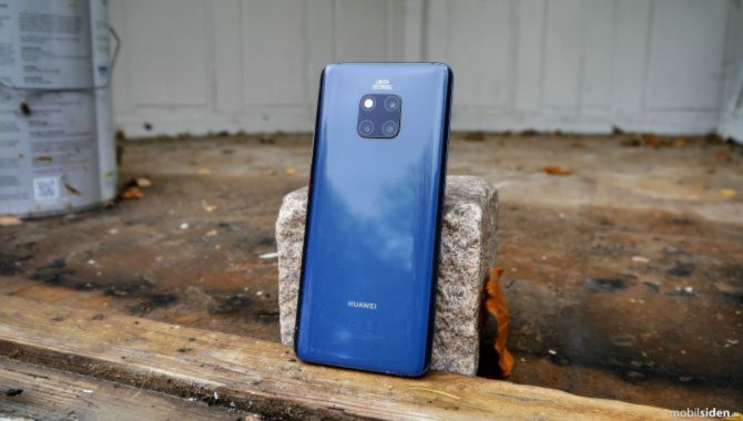 Overblik: Store forventninger til Huawei Mate 30 Pro