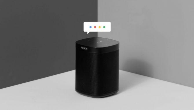 Sonos er endelig klar til Google Assistent