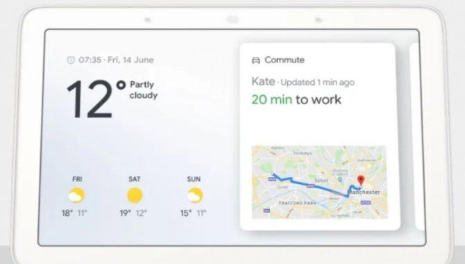 Google Nest Hub kommer til Danmark i maj
