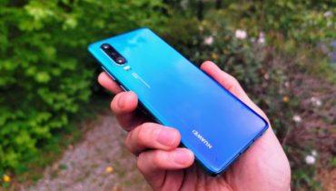 Test: Huawei P30 – Det gode, fornuftige valg