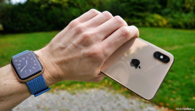 Apple har solgt langt færre iPhones i første kvartal