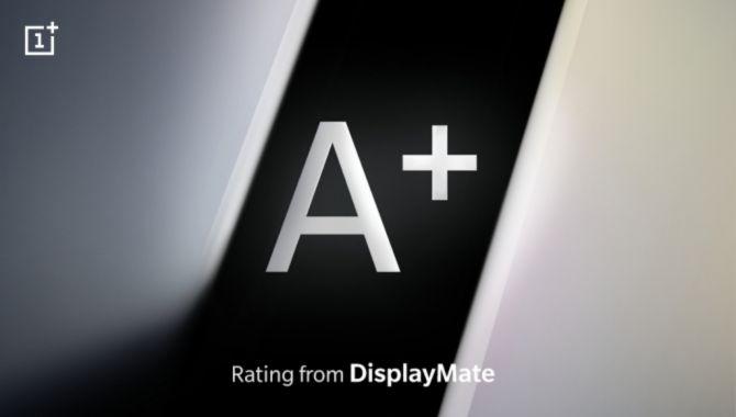 DisplayMate giver skærmen i OnePlus 7 Pro topkarakter