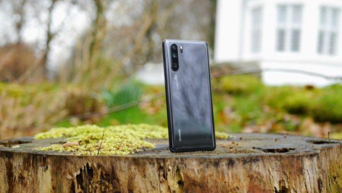 Huawei P30 Pro: Opdatering til kameraet rulles ud