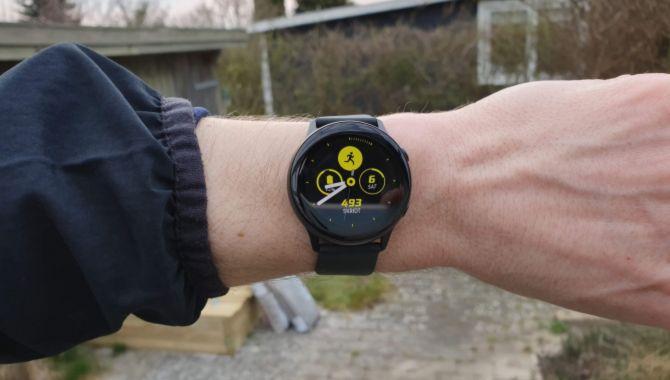 Test: Samsung Galaxy Watch Active