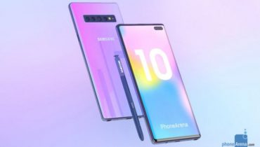 Samsung Galaxy Note 10 får 5G