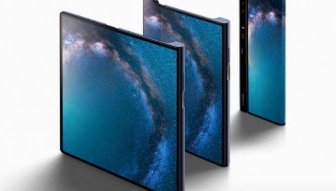 Huawei Mate X kommer på markedet i juni
