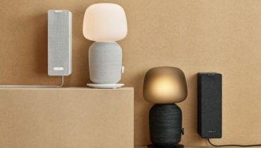 Sonos og IKEA forener lys og lyd i ny højtalerserie