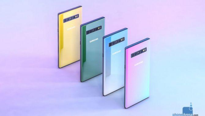 Rygte: Samsung Galaxy Note 10 kommer i flere størrelser