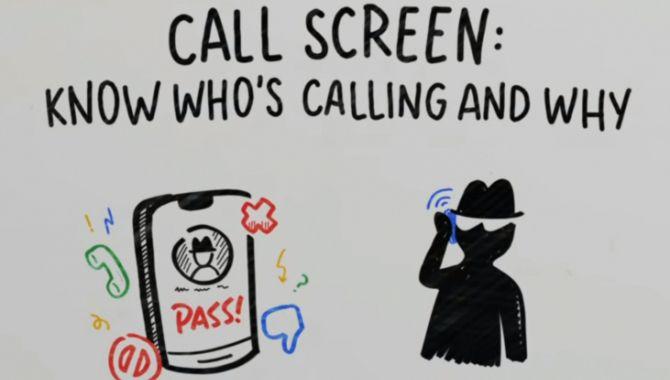 Nokia og Motorola mobiler får måske Google Call Screen