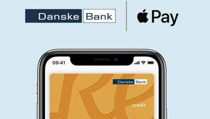 Danske Bank byder Apple Pay velkommen