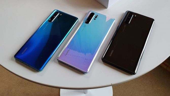 Afstemning: Skal du have en Huawei P30 Pro